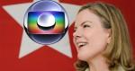 """Gleisi confirma que Globo e PT estão """"alinhados"""" contra Bolsonaro (veja o vídeo)"""