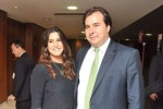 Filha de Rodrigo Maia foi contratada pela CNN