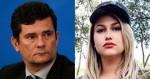Oportunista, Moro celebra prisão de Sara Winter