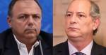 Demente, Ciro ofende general Pazuello. Tem que processar essa laia... (veja o vídeo)
