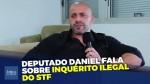 Ditadura da toga: Deputado Daniel Silveira encara o ministro do STF, Alexandre de Moraes (veja o vídeo)