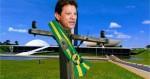"""Um exercício de futurologia: Um """"poste"""" presidente do Brasil"""