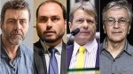 """No STF """"imunidade"""" vale para Freixo contra Carlos Bolsonaro e não vale para Bibo Nunes contra Caetano Veloso"""