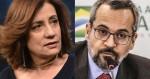 """Weintraub detona Miriam Leitão: """"Jararaca acabada"""""""