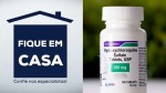 """Ministério da Saúde finalmente tira o foco do """"Fique em Casa"""" e exalta a cloroquina"""