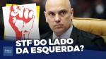 """""""O Supremo Tribunal Federal assumiu o lado da esquerda"""", afirma jurista (veja o vídeo)"""