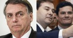 Maia volta a atacar Bolsonaro e agora, quem diria, enaltece Moro (veja o vídeo)