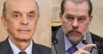 Toffoli suspende buscas e apreensões no gabinete de José Serra no Senado