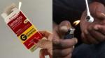 Ivermectina só com receita médica, mas a polícia não pode subir o morro para reprimir a venda de crack