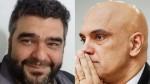 Jornalista desafia Alexandre de Moraes e ganha apoio avassalador nas redes sociais
