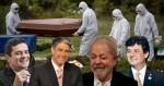 Adversários de Bolsonaro usam o túmulo das vítimas como palanque político (veja o vídeo)