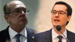 """Gilmar xinga e ofende, Deltan o processa e o """"cidadão brasileiro"""" paga pelos danos morais"""
