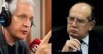 """Augusto Nunes detona Gilmar: """"Não é juiz. É uma piada, um empresário"""" (veja o vídeo)"""