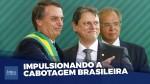 Mais um golaço de Bolsonaro: Tarcísio e Guedes, agora no transporte marítimo de cabotagem (Veja o vídeo)