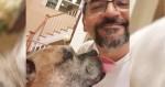 """Aliviado e feliz, Weintraub publica foto com """"Capitu"""": """"Família finalmente reunida"""" (veja o vídeo)"""