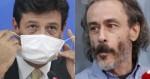"""Fiuza tira a máscara de Mandetta: """"Politizou a Cloroquina, usou cargo como palanque"""" (veja o vídeo)"""