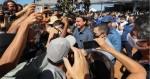 "Povo goiano recebe Bolsonaro com grande festa: ""Mito! Mito! Mito!"" (veja o vídeo)"