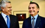 """Caiado, que chegou a romper com Bolsonaro, anuncia """"rendição"""": """"O poder não mudou o homem"""""""