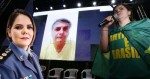 Coronel Fernanda, a mulher que conquistou o apoio de Bolsonaro, dá a largada na campanha para o Senado (veja o vídeo)