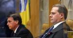 Bolsonaro chega de surpresa no STF, discursa e manda indireta que incomoda ministros (veja o vídeo)