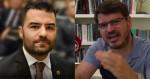 "Ao vivo na Jovem Pan, 'Mamãefalei' ataca Constantino, que responde a altura: ""Vagabundo, frouxo, canalha"" (veja o vídeo)"