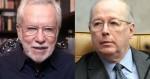 """""""Celso de Mello tem raiva do presidente e dos brasileiros que o elegeram"""", afirma Alexandre Garcia (veja o vídeo)"""