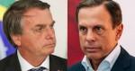 Oportunista? Doria recua e elogia Bolsonaro