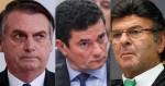 """Bolsonaro sobre acusação de Moro: """"Nas mãos de Fux. Se Deus quiser, ele enterra logo esse processo e acaba com essa farsa"""" (veja o vídeo)"""