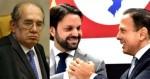 """O caso """"esfriou"""" e Gilmar suspende processo-crime contra secretário de João Dória"""