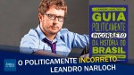 """Leandro Narloch: """"A mídia tradicional está numa ilha de coisas relevantes só para o PSOL"""". (veja o vídeo)"""