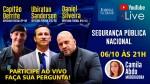LIVE TV JCO discute segurança pública com os deputados Daniel Silveira, Ubiratan Sanderson e Capitão Derrite
