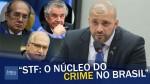 URGENTE: Deputado culpa STF pela morte de policial e acusa ministros de venda de sentenças (veja o vídeo)