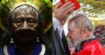 """O índio Raoni, o prêmio Nobel e o """"nosso"""" Doutor Honoris Causa"""
