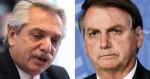 """Bolsonaro lamenta crise na Argentina e Venezuela: """"Peço a Deus que salve nossos irmãos"""" (veja o vídeo)"""