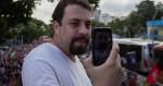Acostumado a promover invasões, Boulos prova do próprio veneno e tem o celular invadido