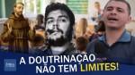 Ideologia e loucura: professora compara São Francisco de Assis a Che Guevara (veja o vídeo)