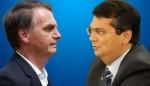 Enciumado com popularidade de Bolsonaro no Maranhão, Dino promete processá-lo e recebe 'resposta'