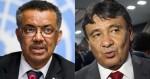 Liderados pelo petista Wellington Dias, governadores articulam conluio com OMS por vacina
