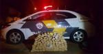 Magistrado critica trabalho da PM e manda soltar detidos com 133 kg de maconha
