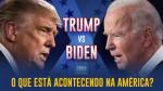 Eleições americanas 2020: Recuo de Biden e da imprensa? (veja o vídeo)