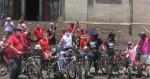 No último dia de campanha, PT promove 'bicicletada' em SP e reúne menos de 30 pessoas