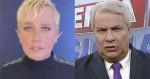 Xuxa pede indenização de meio milhão de reais e ainda quer cassar título de jornalista de Sikêra Jr. (veja o vídeo)