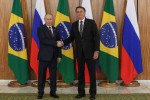 Presidente da Rússia se rende a Bolsonaro e enaltece a sua atuação durante a pandemia (veja o vídeo)