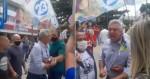"""Major Olímpio é hostilizado por populares revoltados: """"Traidor! Vagabundo!"""" (veja o vídeo)"""