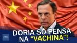 Doria quer impor a vacina chinesa (veja o vídeo)