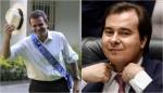 Vitória de Eduardo Paes no RJ foi dedicada ao 'Zé Pelintra' e a Rodrigo Maia