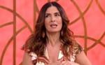 Câncer de útero afasta Fátima Bernardes da tela da Globo