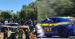 No RS, Bolsonaro inaugura obras, sai dirigindo Camaro da PRF e é ovacionado (veja o vídeo)