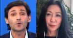 """Japonesa não cansa de """"apanhar"""" e toma outra """"surra"""" de novo debatedor (veja o vídeo)"""