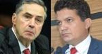 """Corajoso vereador desafia Barroso: """"Me processa, canalha, fraudador de urnas"""""""